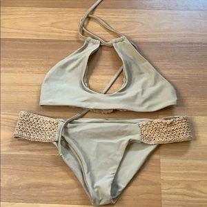 Bettinis bathing suit purchased from Free People